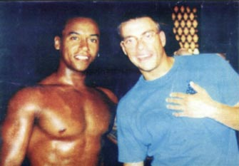mestre_dialabama_and_jean-claude_van_damme